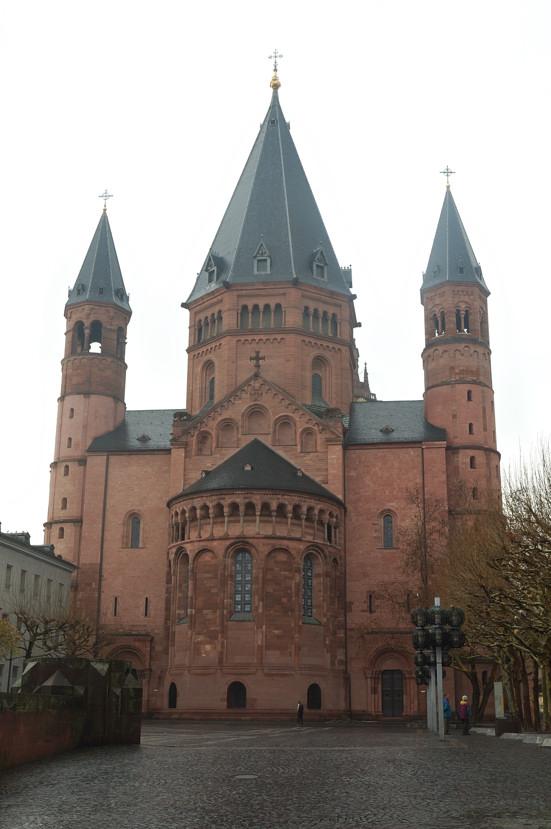 Magonza - Mainz Chagall Mainz